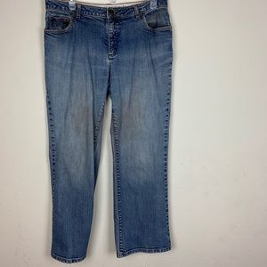 Land's End- Bootcut Jeans size 10P